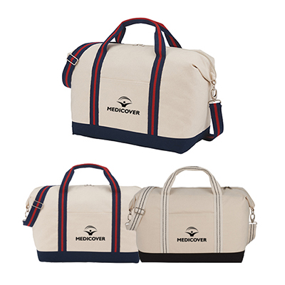 Top Sail 12oz Cotton Canvas Duffel