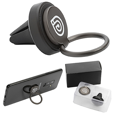 metal phone ring and auto mount