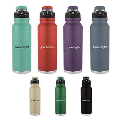 40 oz. Coleman® Freeflow Stainless Steel Hydration Bottle