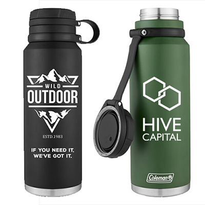 40 oz. coleman® fuse stainless steel hydration bottle
