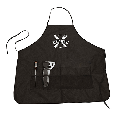grill-n-style apron bbq set