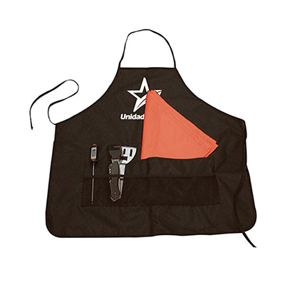 grill-n-style apron tailgate set