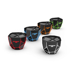 31829 - Xoopar® Geo Skeletal Lighted Wireless Speaker