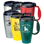 16 oz. Travel Mug, Promotional 16 oz. Travel Mug- Promo Direct