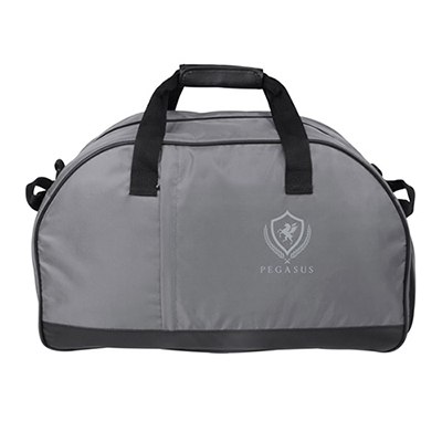 on the run duffel/backpack