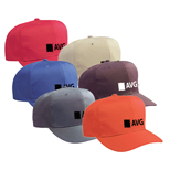 0365 - Deluxe Cotton Twill Cap