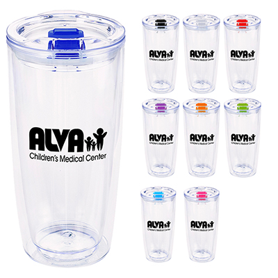 19 oz. everest clarity tumbler