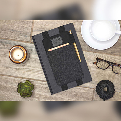 sierra scribe journal + holder