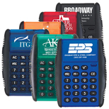 6015 - Auto Flip-Top Calculator