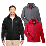 SIR29719 - Team 365 Adult Conquest Jacket with Fleece Lining