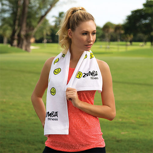 Energy Fitness Towel