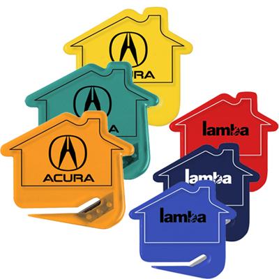 letter slitter (house shape)