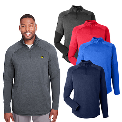 Under Armour Mens Qualifier Hybrid Corporate Pullover