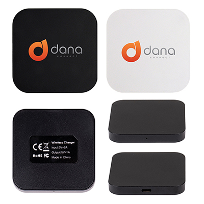 Qi Square Wireless Charging Pad