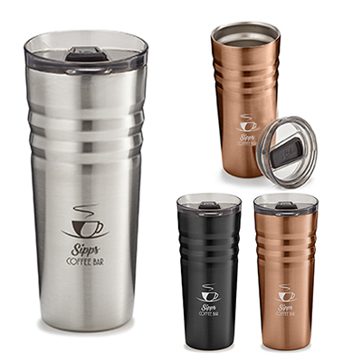20 oz. Igloo® Legacy Stainless Steel Vacuum Tumbler