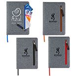 "32832 - 6"" x 8"" Zip-It™ Journal"
