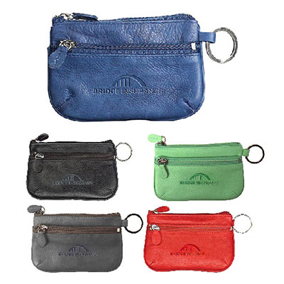 Coin Case and ID Holder Wallet
