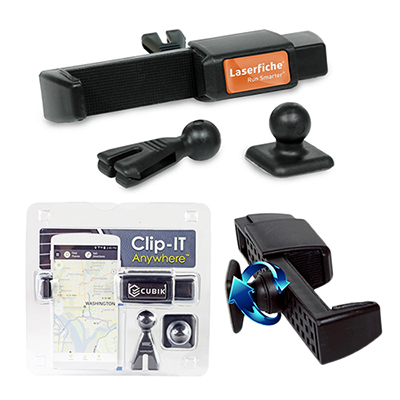 Clip-IT Anywhere Phone Mount
