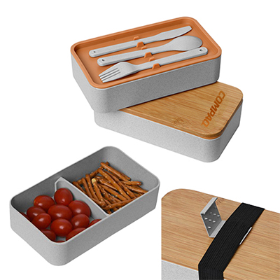 eco-friendly lunch set