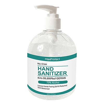 17 oz. Sanitizer Pump