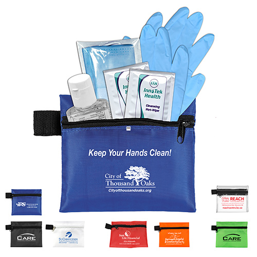 6 Piece Safety Kit