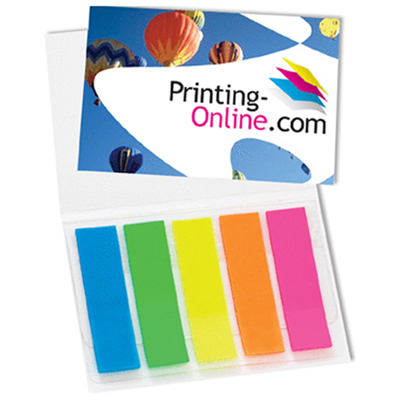 Bic® Mylar Flags Booklet