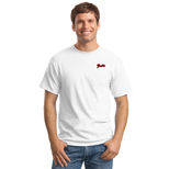 3867 - Gildan® Ultra Blend T-Shirt (White)