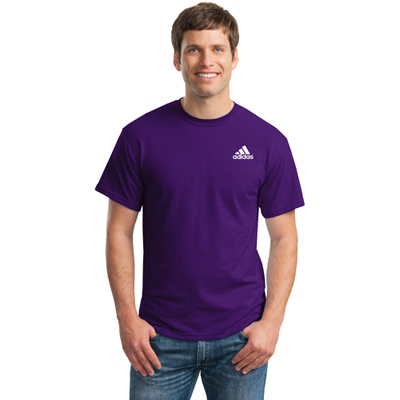 gildan® - dryblend® 50 cotton/50 poly t-shirt (color)