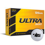 11235R - Wilson® Ultra 500 Distance Golf Balls