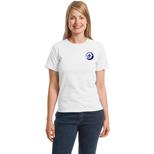 11210 - Hanes® Ladies Scoop Neck T (W)