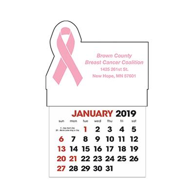 stick-up calendar (ribbon)