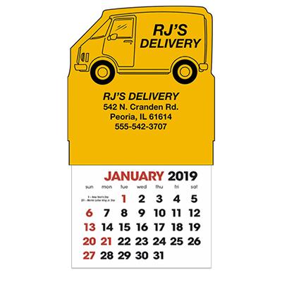 stick-up calendars (van)