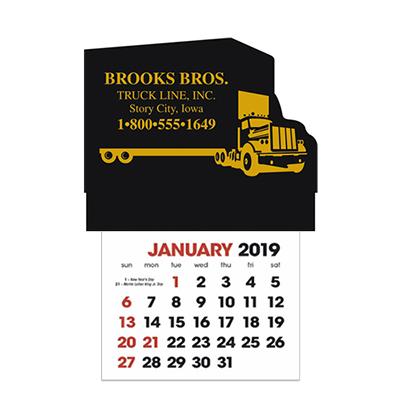 stick-up calendars (semi truck)