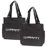 Quad Access Tote, Custom Quad Access Tote Bags