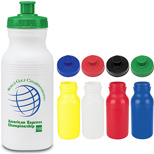 7235R - 20 oz. Promo Sport Bottle