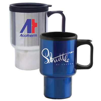 14 oz. Economy Stainless Steel Mug