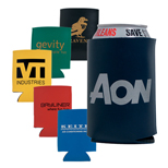 Can Coolers Personalized, Promotional Slicker Can Cooler