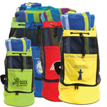 11336R - Backpack Cooler