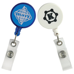 Personalized Retractable Badge Holders, Custom Retractable Badge Holders