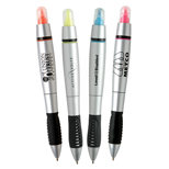 11396R - Silver Pen Highlighter