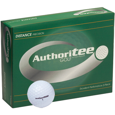 Authoritee Golf Balls