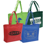 Promotional Show Tote Bags, Personalized Show Tote Bags
