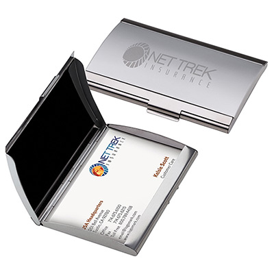 Impression Business Card Case