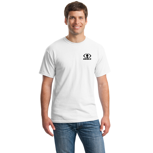 Promotional Gildan Heavy T-Shirt -white, Customized Apparel
