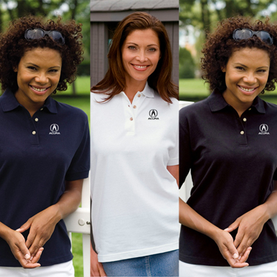 Enterprise Women's Pique Polo