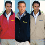 Promotional Hampton Micro Fiber Jacket