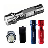 Aluminum LED Flashlight, Promotional Aluminum LED Flashlight