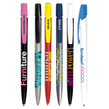 Promotional Products: Promotional Bic Clic - Bic® Media Clic Pen, Trade Show Giveaway, Personalized Giveaways