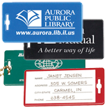 Personalized Luggage Tags, Custom Luggage Tags