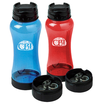 Pill Box 22 oz. Water Bottle